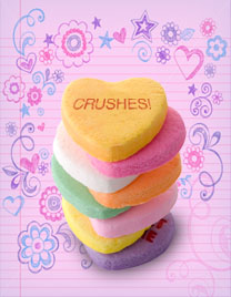 Crushes Hearts
